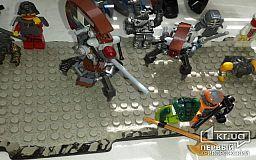 Криворожские первоклашки будут учиться, используя популярный конструктор LEGO