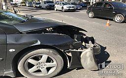 Из-за неработающего светофора в Кривом Роге случилось ДТП с маршруткой