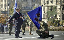 Криворожская бригада Нацгвардии отныне носит имя атамана Запорожской Сечи