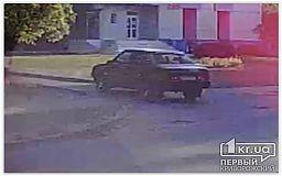 Полиция выяснила, куда делось авто, которое сбило маленькую криворожанку