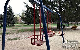 С детской площадки – на операционный стол: криворожская школьница разбила лицо