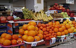 Жорсткий контроль харчової продукції наближається у Кривий Ріг