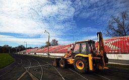 Великий спорт у Кривому Розі: у нардепа Усова повідомили про початок масштабної реконструкції стадіону «Спартак»