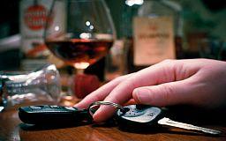 Пьяный водитель без прав разъезжал по улицам Кривого Рога