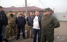 Командира в/ч в Кривом Роге перевели из-за «советской Родины»