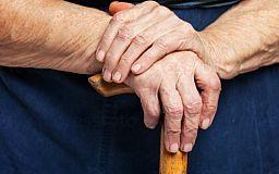 Медики криворожской больницы «потеряли» старушку