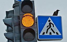 Кабмин планирует отменить желтый сигнал светофора