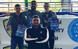 Криворожские спортсмены на Чемпионате Украины в Луцке