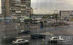 На кольце 95 квартала в Кривом Роге уберут светофоры