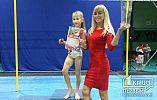 Криворожанка завоевала звание чемпионки Европы по воздушно-силовой атлетике