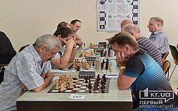 Криворожские спортсмены заняли призовые места на турнире по шахматам