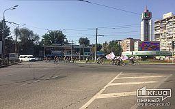 Bike Picnic по-криворожски организовали в национальном университете
