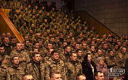 Один скажет: Слава Украине! И миллионы ответят: Героям слава!