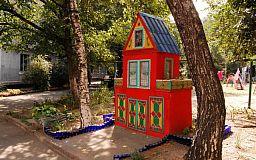Ухоженным дворам – красивые беседки: Южный ГОК дарит подарки лучшим дворам жилмассива