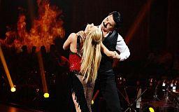 Убийство понарошку: криворожанка станцевала страстный танец  с Павлом Зибровым