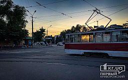 Без трамваев останется один из микрорайонов Кривого Рога