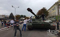 Слава воинам: криворожане отмечают День танкиста