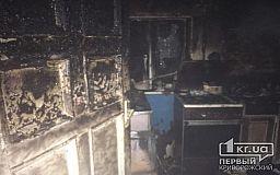 Двое взрослых и ребенок погибли в результате пожара в Кривом Роге