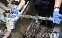 Житель Кривого Рога устроил в квартире наркопритон и нарколабораторию
