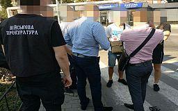 За взяточничество правоохранители задержали начальника отдела в облсовете Днепра (исправлено)