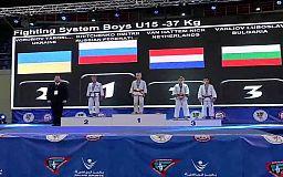Криворожане завоевали призовые места на Чемпионате мира по джиу-джитсу
