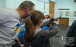 Криворожские участники АТО с семьями приняли участие в спартакиаде