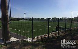 Кто где пилит? - криворожского депутата возмутило выделение дополнительных средств на ремонт футбольного поля