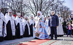 Пока не поздно: Криворожскому митрополиту Ефрему предложили покинуть Украину и разместили данные о нем на Миротворце