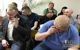 Спина стрельнула: рассмотрение дела о закупке электронных табло отложили из-за болезни начальника КП Гортроллейбус в Кривом Роге