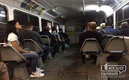 Десятки тысяч криворожан пользуются скоростным трамваем в Кривом Роге