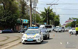 На нескольких центральных улицах Кривого Рога ограничат движение транспорта