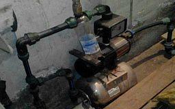 Криворіжці нелегально встановлюють насоси підкачки води