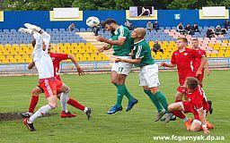 Криворожские футболисты утратили шанс на борьбу в плей-офф