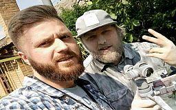 В Кривом Роге журналисты заявляют о препятствовании профессиональной деятельности во время визита в парк Гданцевский