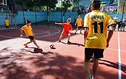 Футбол по-зареченски: при поддержке ЦГОКа в Покровском районе состоялся турнир по мини-футболу