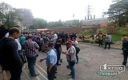 Аварийная ситуация на АрселорМиттал Кривой Рог может случиться из-за забастовки