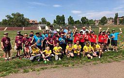 Стали известны чемпионы Детской Регбийной Лиги в Кривом Роге