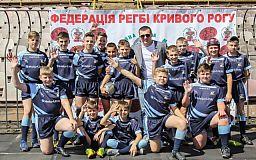 От мала до велика: криворожские регбисты попали в топ-10 чемпионата Украины