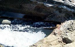 В Кривом Роге 5 недель продолжаются «канализационные раскопки»