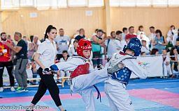 Криворожане одержали победу на Всеукраинском турнире по тхэквондо