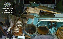 Криворожанин «напичкал» авто незаконным металлом