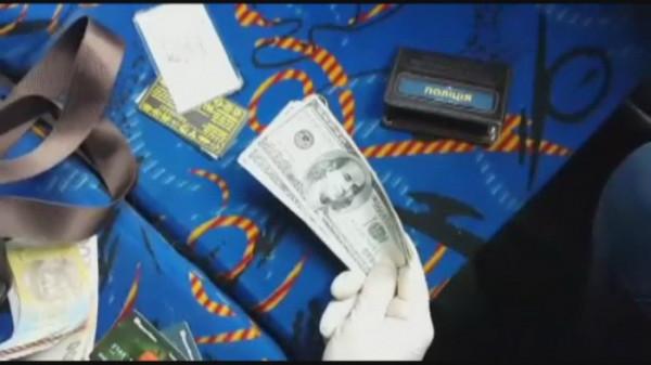ВДнепре полицейский добивался 40 тыс. грн зазакрытие дела оДТП