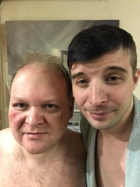 Гомосексуалисты геи кривого рога