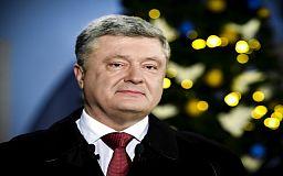 Президент Порошенко розповів, у кого треба забрати сірники
