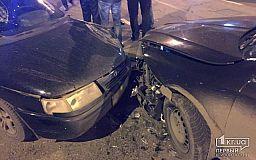 За неделю в ДТП в Кривом Роге пострадали 15 человек