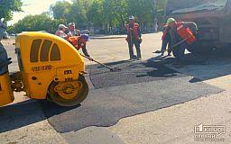Кому в Кривом Роге повезет с ремонтом дорог во дворе (АДРЕСА)