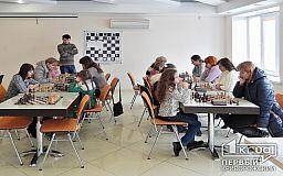 Шах и мат. В Кривом Роге состоялся чемпионат среди женщин