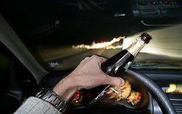 За 7 дней криворожские полицейские задержали десятки пьяных водителей