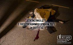Как расследовали ДТП с потерпевшими в Кривом Роге в 2017 году