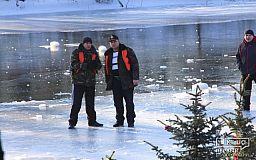 На Крещение спасатели и полицейские будут дежурить на криворожских водоемах